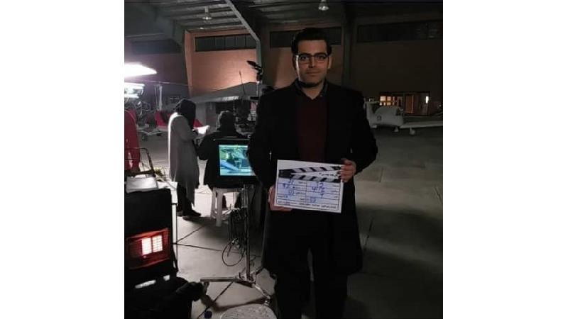 عکس های دیده نشده از محمدرضا رهبری در پشت صحنه سریال بچه مهندس 4