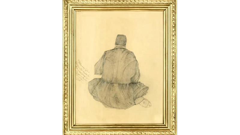 نقاشی های ناصرالدین شاه را ببینید