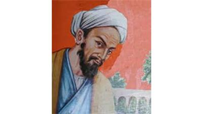 شعری از بوستان سعدی/ یکی قطره باران ز ابری چکید