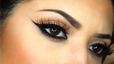 چگونه برای انواع مدل چشمها خط چشم مناسب و حرفهای بکشیم