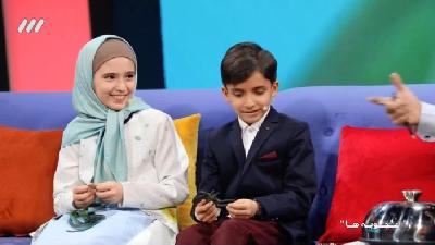 فیلم اجرای زهرا و محمدشریف ندرلو ،خواهر و برادر جانورشناس در اعجوبه ها