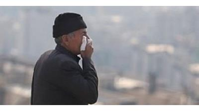 باز هم  بوی بد در تهران پیچید