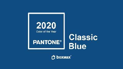 آبی کلاسیک رنگ سال 2020 چه ویژگیهایی دارد