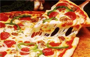 فیلم آموزش پخت پیتزای خانگی بدون فر
