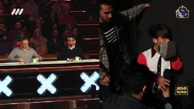 فیلم کامل اجرای محمد بازوپیشه در مرحله دوم برنامه عصر جدید