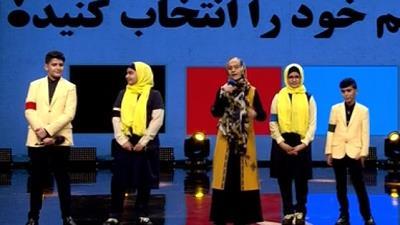 فیلم کامل محاسبات ریاضی ذهنی گروه پیشتازان دانش در قسمت 13 برنامه عصر جدید / 17 خرداد
