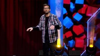فیلم کامل استندآپ کمدی علی صدقی نژاد در قسمت 13 برنامه عصر جدید / 17 خرداد