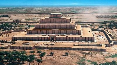 تاریخچه چغازنبیل شوش؛ یکی از معروفترین بناهای تاریخی ایران