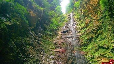 آبشار گزو کجا است و چگونه باید برویم