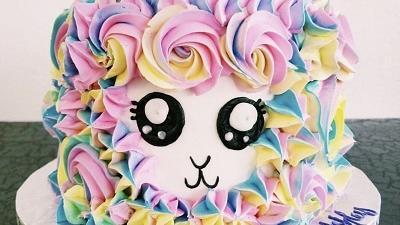 کیک تولد دخترانه ؛انواع مدلهای جدید و لاکچری