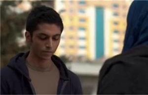 دلخوری عاشقانه کیسان دیباج در سریال از سرنوشت