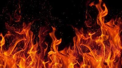 مرگ دلخراش ۴ مرد در آتشسوزی خانه باغ