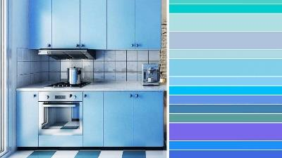 رنگ آبی نشانه چیست؛ ویژگی های افراد علاقه مند به آبی