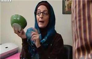 محتویات کیف خانم شیرزاد در سریال ساختمان پزشکان