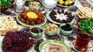 چه غذاهایی برای سحری و افطار مناسب است؟