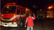 فیلم آتش سوزی گسترده در سینما بهمن شیراز