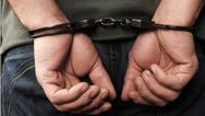 بازداشت شوهرفراری در ماشین لاکچری