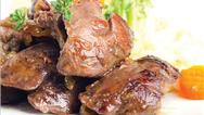 آشپزی؛ دستور پخت خوراک جگر بهعنوان غذای خونساز