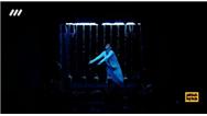 فیلم کامل نمایش حرکات موزون با نور یا تری دی مپینگ توسط گروه شوک همراه با دکلمه خسرو شکیبایی و شعر سهراب سپهری در آخرین قسمت مرحله دوم عصر جدید/ 16 تیر