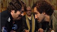 سکانس خندهدار سریال پایتخت ؛نقی معمولی و ارسطو با هم بگومگو میکنند