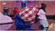 فیلم کامل نمایش عروسکی زیبای شکوفه عزیزی در قسمت دوم مرحله نیمه نهایی عصر جدید داوران را به وجد آورد/24 تیر