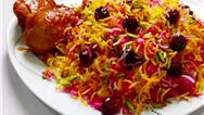 فیلم آشپزی؛ دستور پخت آلبالو پلو بهعنوان غذایی متفاوت با مرغ