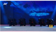 فیلم کامل اجرای گروه دختران نینجا در قسمت پنجم مرحله نیمه نهایی عصر جدید/ 6 مرداد