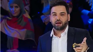 واکنش تند احسان علیخانی به خانم بازیگر
