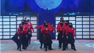 فیلم کامل اجرای دختران نینجا در فینال برنامه عصر جدید