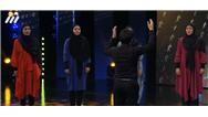 فیلم کامل اجرای گروه آوازی تهران و کیا رکنی با عنوان از عصر قدیم تا عصر جدید در شب اعلام نتایج فینال عصر جدید