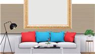 راهنمای کامل انتخاب و نحوه چیدن انواع تابلوهای دیواری برای دکوراسیون خانه