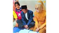 ازدواج عاشقانه دختر 27 ساله با مرد 83 ساله