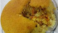 فیلم آشپزی/ دستور پخت ته چین مرغ مجلسی