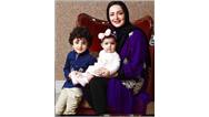 آلبوم عکس سلبریتیها در کنار فرزندانشان