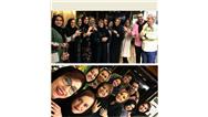 عکسهایی از جشن تولد رابعه اسکویی