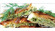 آشپزی آسان/ دستور پخت بورک پیازچه بهعنوان یک میان وعده خوشمزه
