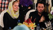 محمدرضا گلزار و مهناز افشار پولسازترین زوج سینمایی ایران