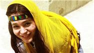 عکسهای جدید سانیا سالاری در چابهار
