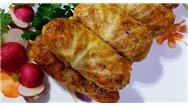 آشپزی ایرانی/ دستور پخت کامل دلمه کلم