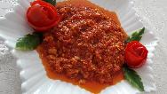 آشپزی ایرانی/ دستور پخت پاماور قاتق ؛غذای سنتی گیلان