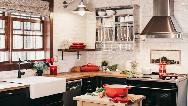 کاربردیترین راهنماییها برای دکوراسیون آشپزخانههای کوچک