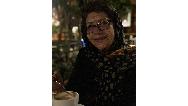 عکسی از همسر مرحوم خسرو شکیبایی