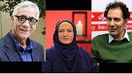 سریال بوم و بانو با تم  عشق، سیاست مذهب  از شبکه دو