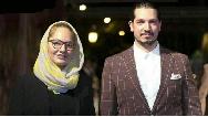 تمام حاشیههای مهناز افشار و شوهرش یاسین رامین