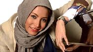 فریبا نادری بازیگر سریال ستایش: محال است خودم شبیه پری سیما باشم