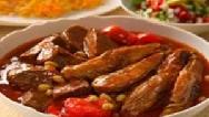 آشپزی ایرانی/ دستور پخت خورش غوره بادمجان