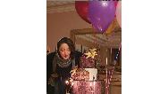جشن تولد شیلا خداداد، یکتا ناصر، امیرحسین آرمان و هادی کاظمی