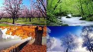 فصل ها چگونه به وجود می آیند؟
