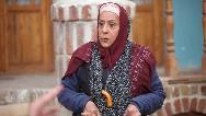 شهربانو موسوی بازیگر نقش عمه خانم در سریال حکایت های کمال: خودم خوش اخلاق هستم