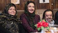 کتایون ریاحی در جشن تولد بازیگر معروف